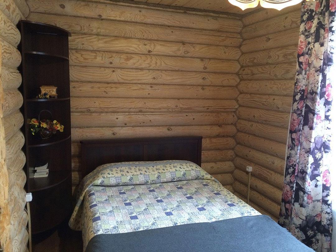 Спальня без балкона
